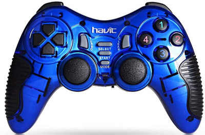 HAVIT Wireless Gamepad PC+PS2+PS3 (HV-G89W)