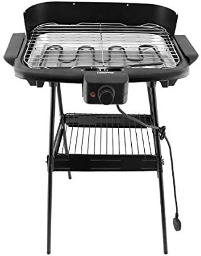 GEEPAS Electric BBQ Grill (GBG5480)