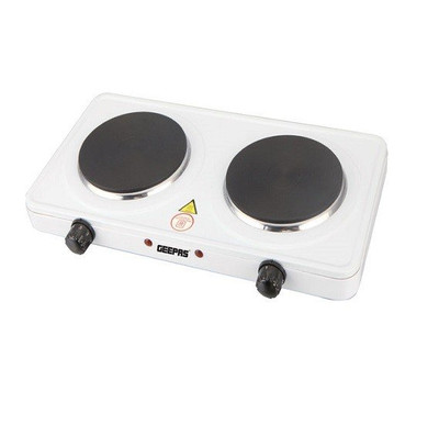 GEEPAS Double Electric Hot Plate (GHP32014)