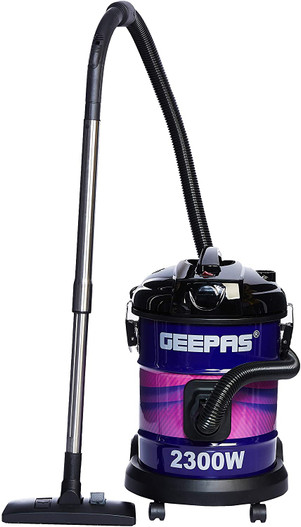 GEEPAS Drum Vacuum Cleaner (GVC2588)