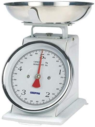 GEEPAS 5KG Kitchen Scale (GBS4179)