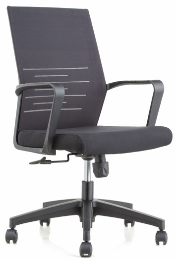 AEROMAX Office Chair (BR202FBK)