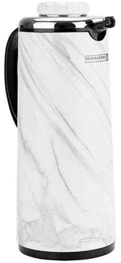 ROYALFORD 1.3L Marble Vacuum Flask (RF9592)