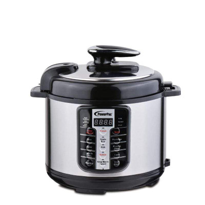 POWERPAC 4L Electric Pressure Cooker (PPC411)