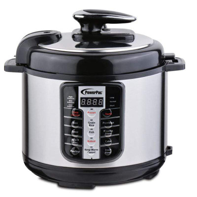 POWERPAC 6L Electric Pressure Cooker (PPC611)