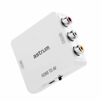 ASTRUM HDMI to AV Converter (DA470)