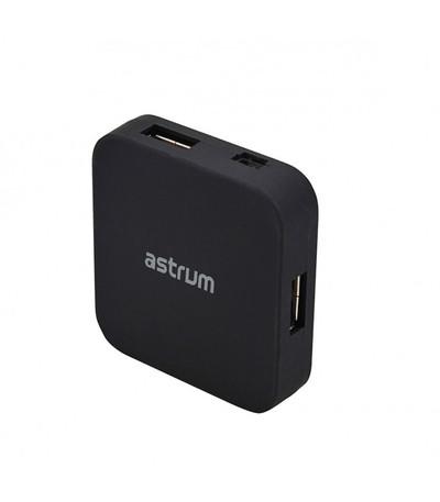 ASTRUM 4 Port USB Hub 2.0 (UH040)