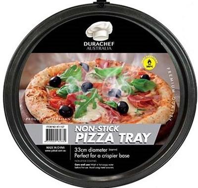 DURACHEF 33cm Non-Stick Pizza Tray (KT-157)