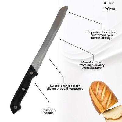 DURACHEF Bread Knife (KT-186)
