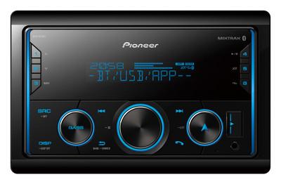 PIONEER Car Digital Media Receive with Bluetooth (MVH-S425BT)