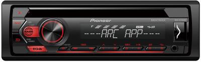 PIONEER Car CD Player with Radio (DEH-S1250UB)