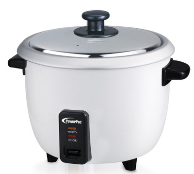 POWERPAC 0.6L Rice Cooker (PPRC2)