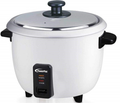 POWERPAC 1.0L Rice Cooker (PPRC4)