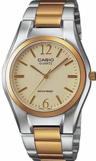 CASIO Gents Watch (MTP-1253SG-9A)