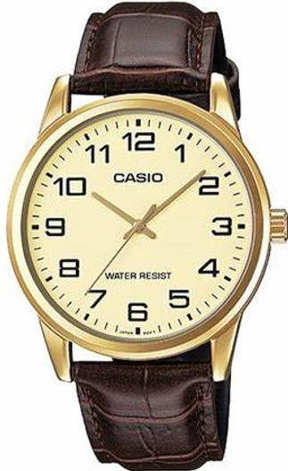 CASIO Gents Watch (MTP-V001GL-9B)