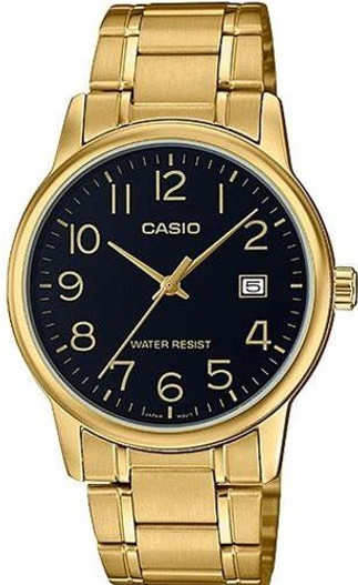 CASIO Gents Watch (MTP-V002G-1B)