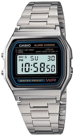 CASIO Gents Watch (A158W-1A)