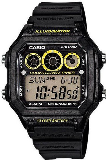 CASIO Gents Watch (AE-1300WH-1A)