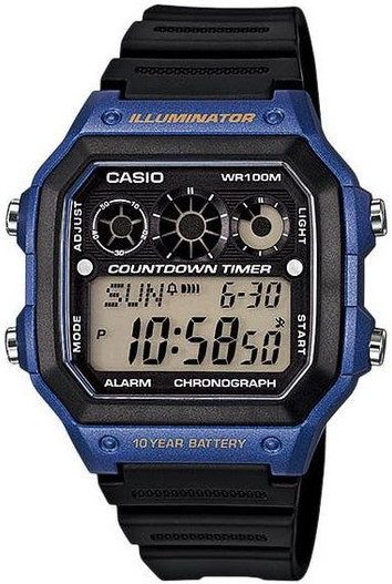 CASIO Gents Watch (AE-1300WH-2A)
