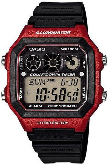 CASIO Gents Watch (AE-1300WH-4A)