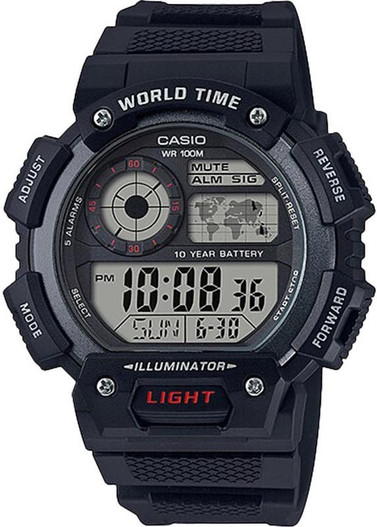 CASIO Gents Watch (AE-1400WH-1A)