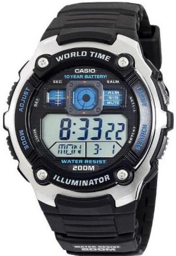CASIO Gents Watch (AE-2000W-1A)