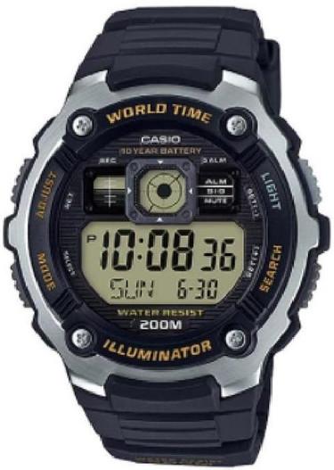CASIO Gents Watch (AE-2000W-9A)