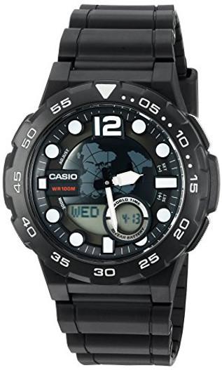 CASIO Gents Watch (AEQ-100W-1A)