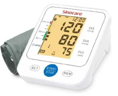 SINOCARE Upper Arm Blood Pressure Monitor (BSX-516)