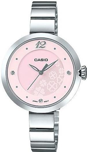 CASIO Ladies Watch (LTP-E154D-4A)