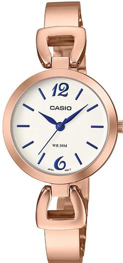 CASIO Ladies Watch (LTP-E402PG-7A)