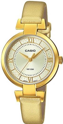 CASIO Ladies Watch (LTP-E403GL-9A)