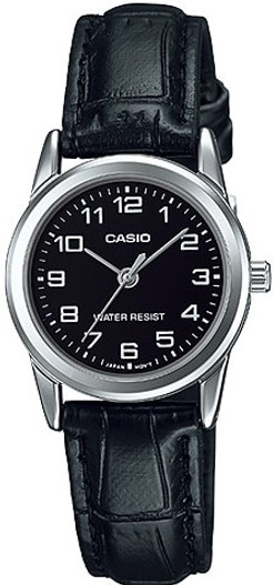 CASIO Ladies Watch (LTP-V001L-1B)