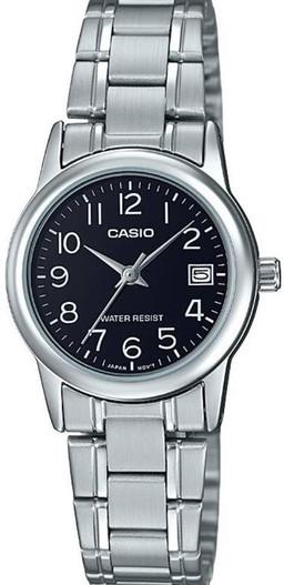 CASIO Ladies Watch (LTP-V002D-1B)