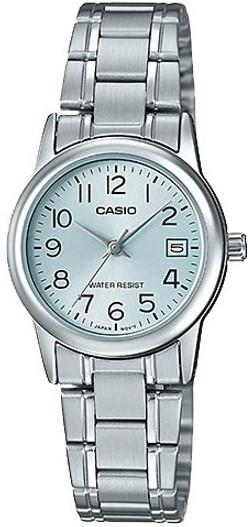 CASIO Ladies Watch (LTP-V002D-2B)