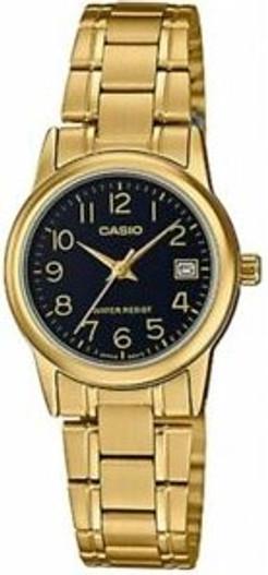 CASIO Ladies Watch (LTP-V002G-1B)