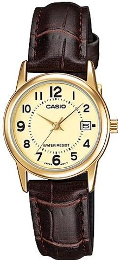 CASIO Ladies Watch (LTP-V002GL-9B)
