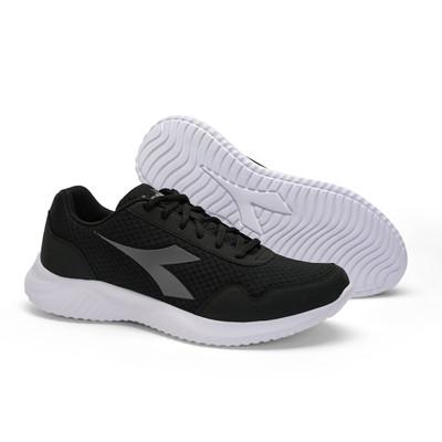 DIADORA Mens Robin 2 Running Shoes  - Black/White (176967)