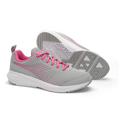 DIADORA Womens Flamingo 6 Running Shoes - Silver/White (176874)