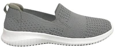 DIADORA Womens Coast Casual Walking Shoes - Grey (FCW20_001W)
