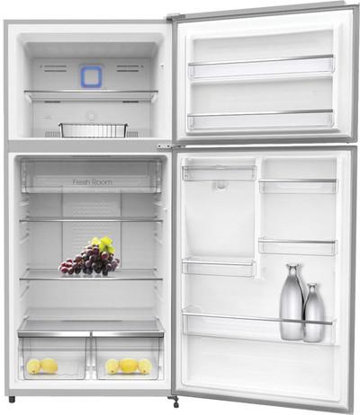 Maxton 517L 2-Door Refrigerator (RF-517SS)