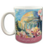 2018 National Cherry Blossom Festival Poster Art on Sublimation C-Handle Mug