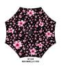 Mini Folding Cherry Blossom Umbrella