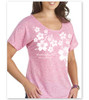 Trickle Cherry Blossom Ladies Dolman