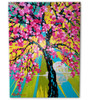 Official 2019 National Cherry Blossom Festival Artwork on Canvas (Signed by Simon Bull)