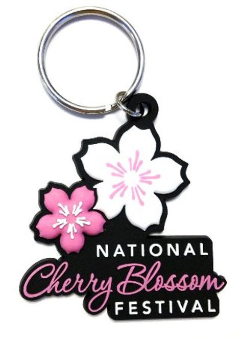 National Cherry Blossom Festival Keychain