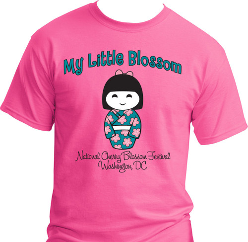 Youth My Little Blossom T-Shirt