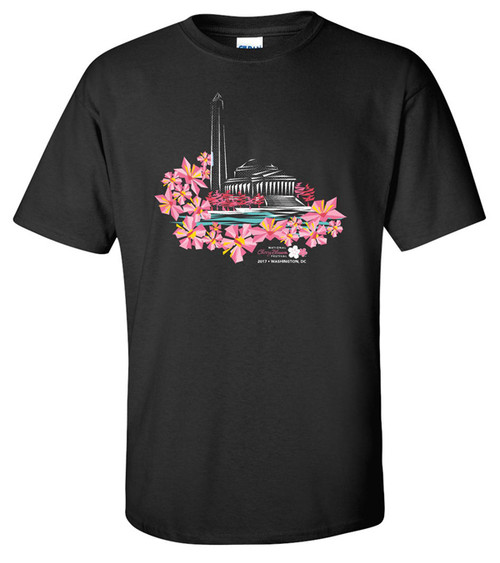 2017 Official Festival T-Shirt - Black