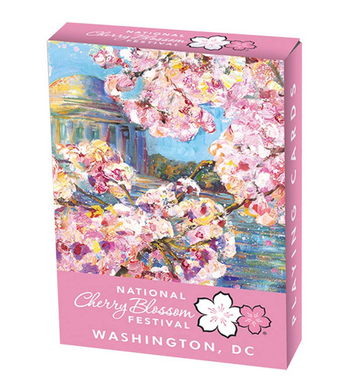 2018 NATIONAL CHERRY BLOSSOM FESTIVAL PLAYING CARDS