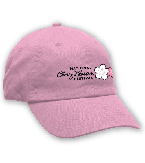 NCBF EMBROIDERED HAT PINK